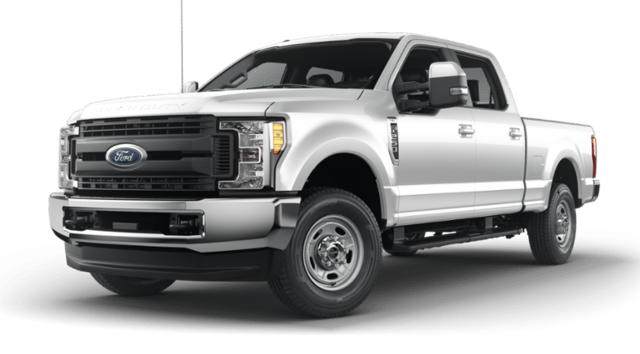 2019 Ford Super Duty F-250 SRW XL XL 4WD Crew Cab 8 Box